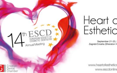 14. međunarodni skup ESCD Heart of Esthetics u Zagrebu
