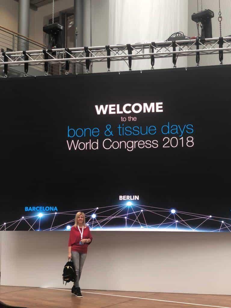 bone & tissue days World Congress 2018