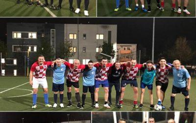 Nogometni turnir sa našim pacijentima sa Sardinije