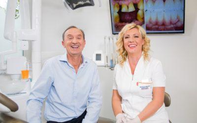 Makeover u Dental Centru Ostojić
