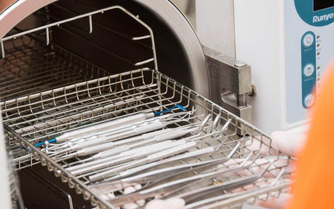 Sterilizacija i dezinfekcija – Vaša sigurnost je i naša sigurnost!